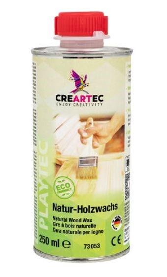 Natur-Holzwachs CREARTEC ARTIDEE piccolina