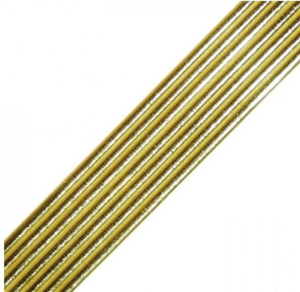 Verzierwachs-Randstreifen 220mm lang 3mm breit CEARTEC ARTIDEE piccolina