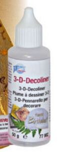 3-D-Decoliner, Kleber, artidee, piccolina