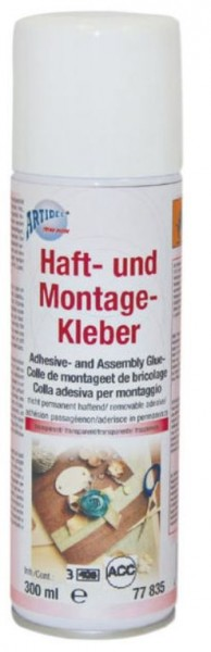 Haft & Montagekleber Spray creartec artidee