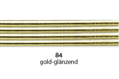 Verzierwachs-Randstreifen GOLD CEARTEC ARTIDEE piccolina