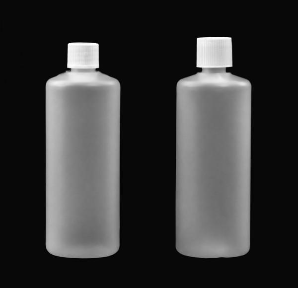 RUNDFLASCHE 200 ml mit Verschluss piccolina