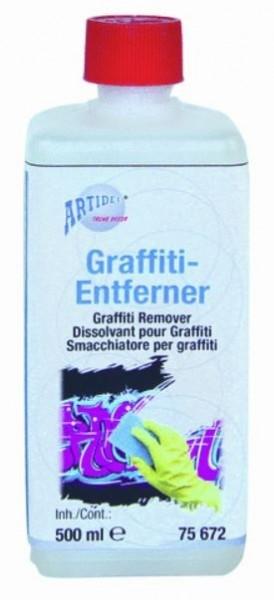 Graffiti-Entferner creartec artidee piccolina waldkindergarten