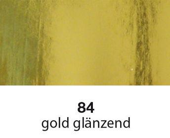 Verzierwachsfolie Edelmetall gold piccolina creartec artidee waldkindergarten