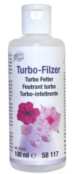 Turbo-Filzer, creartec artidee piccolina