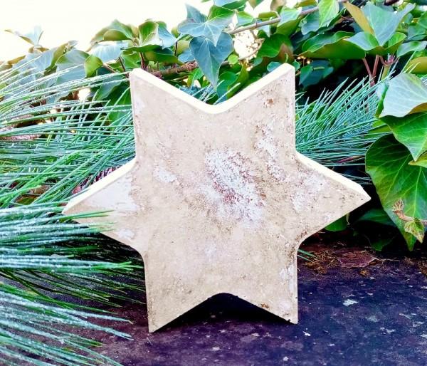 Reliefform Stern creartec piccolina Beton