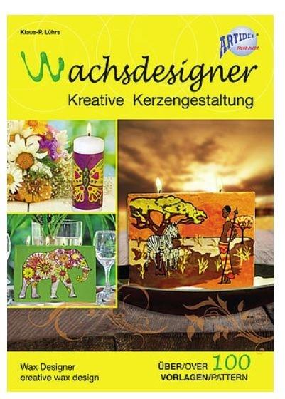 Vorlagenmappe Wachsdesign artidee creartec piccolina waldkindergarten