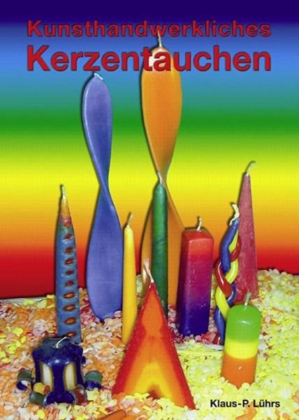 Buch KUNSTHANDWERKLICHES KERZENTAUCHEN CREARTEC ARTIDEE
