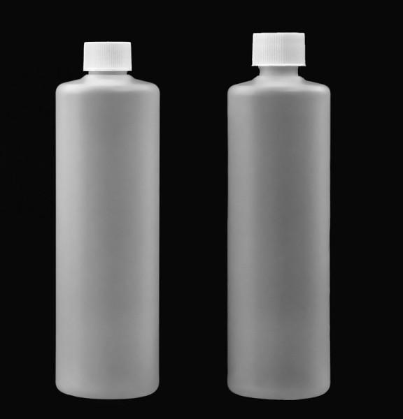 RUNDFLASCHE 500 ml mit Verschluss piccolina