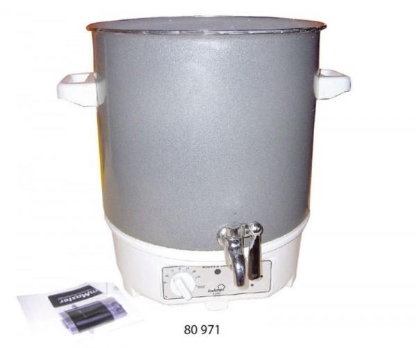 Wachs-Schmelzbehälter 24l creartec