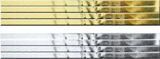 Verzierwachs-Flachstreifen 220mm lang CEARTEC ARTIDEE piccolina