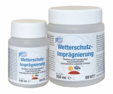 Wetterschutz-Imprägnierung Creartec Artidee