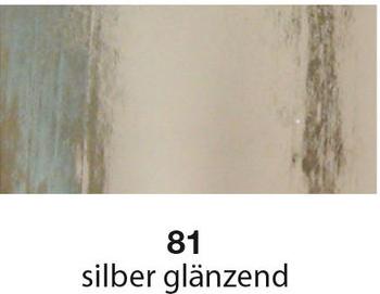 Verzierwachsfolie Edelmetall silber creartec artidee piccolina waldkindergarten