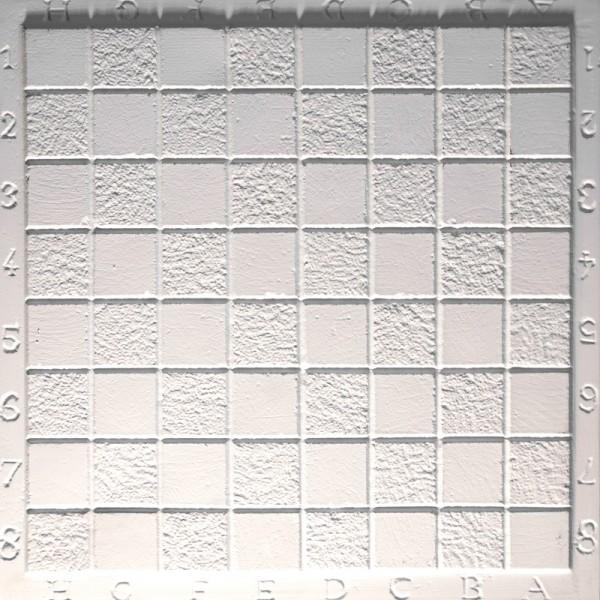 Schachbrett-Giessform 42 x 42 cm piccolina