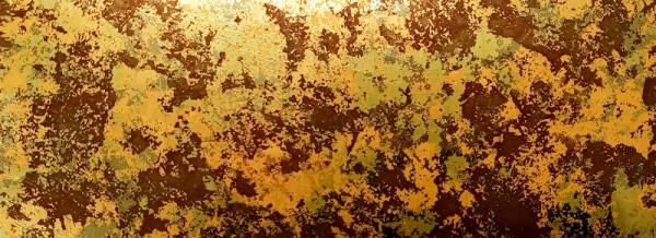 Verzierwachs MARMOREFFEKT braun-gold CREARTEC ARTIDEE piccolina