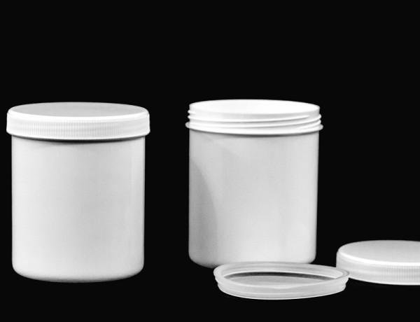 KUNSTSTOFFDOSE + Zwischendeckel + Deckel 70 mm Ø - 300 ml piccolina