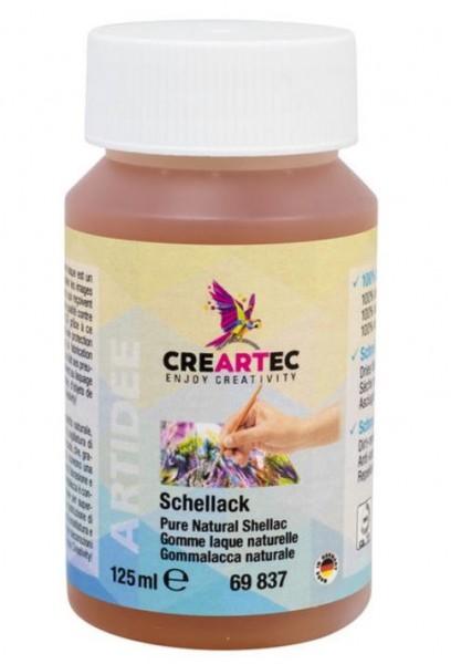 Schellack (naturrein) CREARTEC ARTIDEE piccolina