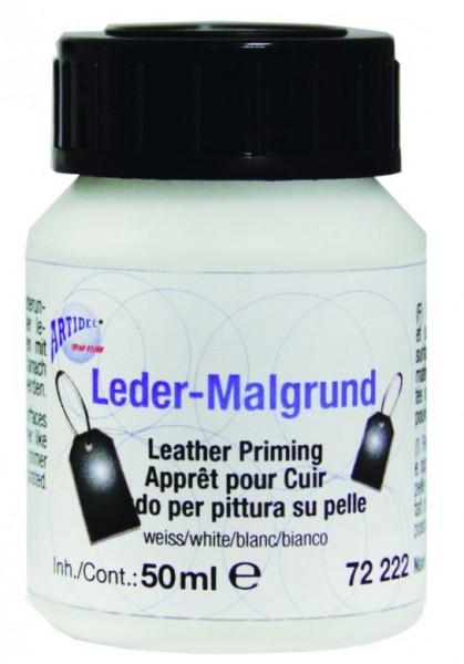 Leder-Malgrund creartec artidee piccolina waldkindergarten
