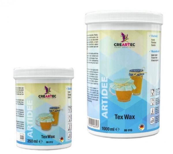 TexWax Imprägnierfluid ARTIDEE CREARTEC piccolina