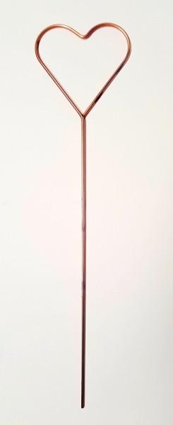 Rahmenform Steckdraht HERZ - CREARTEC ARTIDEE piccolina colouraplast